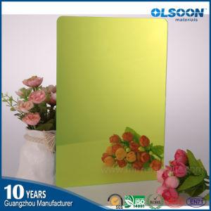 Olsoon Hot Sale Acrylic Mirror Wall Decor Modern Decorative Mirror pictures & photos