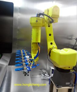 Complete Automatic Robot Painting Machine pictures & photos