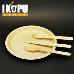 Biodegradable Wood Fork pictures & photos