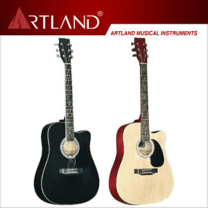 Linder Top Back&Side Acoustic Guitar (AG4110C) pictures & photos