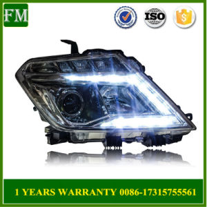 Headlight Lamp Retrofit for Nissan Patrol Y62 2010-2016 pictures & photos