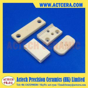 Zirconia Ceramic Parts with Threading