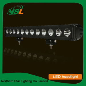 Single Row CREE LED Light Bar Offroad Driving Bar Lights pictures & photos