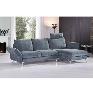 Modern Simple Fabric Sofa for Living Room pictures & photos