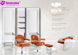 Popular High Quality Salon Furniture Shampoo Barber Salon Chair (P2020A) pictures & photos