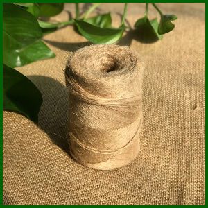 Natural Jute Yarn for Carpet pictures & photos
