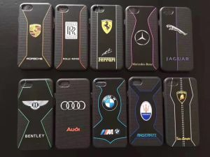 Best Price Car Logo Mobile Phone Case for iPhone6/6s/7/7plus pictures & photos