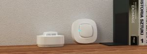 Wireless Smoke Detector Photoelectric Fire-Alarm-Sensor for Home Security pictures & photos