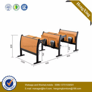 Lecong Factory Best Height Adjustable School Furniture (HX-5D197) pictures & photos