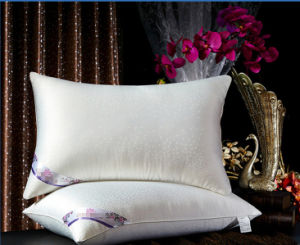 Hot Sale Microfiber Comfortable Pillow Five Star Hotel Class Pillow pictures & photos