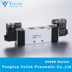 4V430 Series Pilot Operated Solenoid Valve pictures & photos