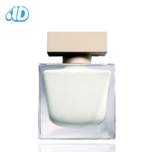 Ad-P228 Square Pet Cosmetic Glass Perfume Bottle 90ml pictures & photos