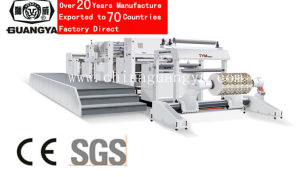 High Speed Automatic Web-Fed Hot Foil Stamping Machine (TYM1050JT) pictures & photos