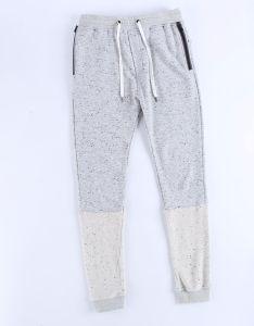 Men′s Sparkle Cotton Terry Long Pants pictures & photos
