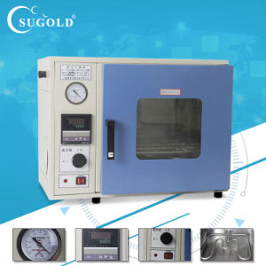 Upgrade Laboratory Vacuum Drying Chamber with LED Screen pictures & photos