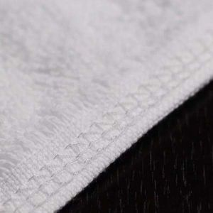 Hotel Towel Triple Border with White Color (DPF201644) pictures & photos