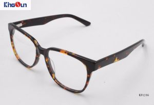 Fashion and Top New Acetate Frames Kf1246 pictures & photos