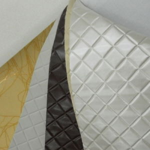 PU Leather for Decoration (HL48-15) pictures & photos