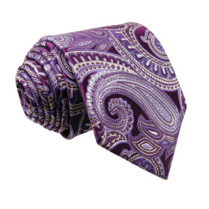 Cheap Men′s Fashion Wholesale Polyester Silk High End Custom Necktie pictures & photos