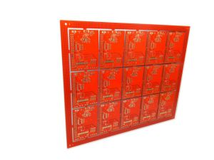 Fr4 Electronic Componenmts PCB Board with Chili Oil Board pictures & photos