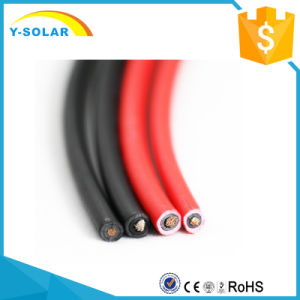 Mc4X2.5mm2 Solar Connector Approval Power Cable for Mc4/Mc3 pictures & photos