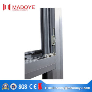 Professional Aluminium Alloy Frame Tempered Glass Sliding Window pictures & photos