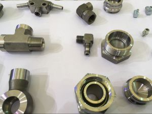 High Quality Hydraulic Elbow Pipe Fitting pictures & photos