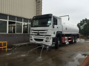 Sinotruk 6X4 20cbm Water Sprinkling Truck pictures & photos
