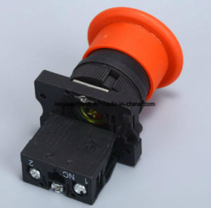 Mushroom Keyway Brand Push Button Switch pictures & photos