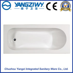Rectangle Acrylic Normal household Bathtub pictures & photos