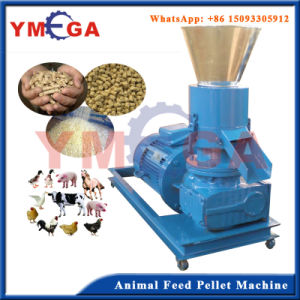 Automatic Operation Hot Sell Animal Feed Granulator with Good Price pictures & photos
