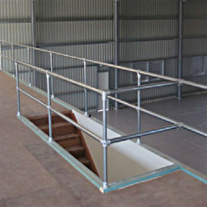 High-End Custom Metal Railings for Stairs pictures & photos