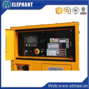 Super Silent Type 22kVA 18kw Yuchai Building Diesel Generator pictures & photos