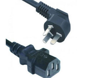 Power Cord with Switch, SAA Certificate pictures & photos