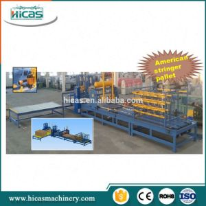 Automatic Wooden Pallet Producing Machinery Price pictures & photos