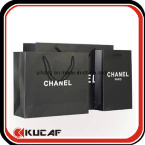Custom Branded Coated Paper Bag Printing pictures & photos