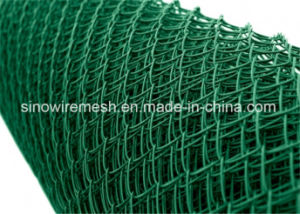 Hot DIP Galvanized Chain Link Fence / PVC Coated Chain Link Fence pictures & photos