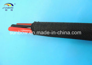Pet & Tetoron Self-Closing Cable Wrap for Wire Harness pictures & photos