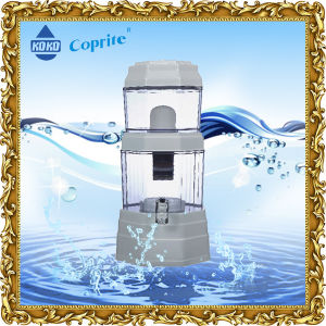 Magnetical Hexagon Water Purifier Pot pictures & photos