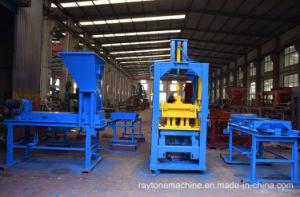 Qtf3-20 Color Paver Brick Machine Automatic Concrete Block Making Machine pictures & photos
