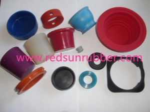 High Temp Resistant Rubber Part pictures & photos