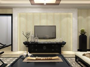 GBL Polyester Luxury Non-Woven Wallpaper pictures & photos