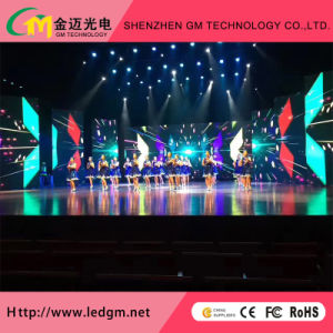 P3.91 Ultra Light Indoor HD Full Color Rental LED Display pictures & photos