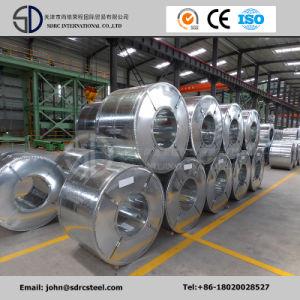 Gi Coil ASTM JIS SGCC Dx51d Ss400 Galvanized Steel Strip Coils pictures & photos