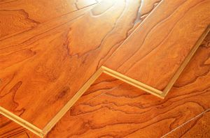12mm Multi-Solid Wood Flooring for Hotel/Living Room pictures & photos