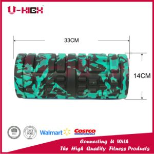 14*33cm Hot Stamping Camo Foam Roller Fitness Equipment pictures & photos