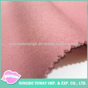 Garment Cloth Wholesale Pure Woolen Spinning Double Fabric pictures & photos