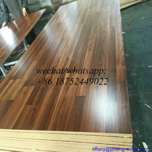 Furniture Using Joint Wood Colro Melamine Laminted MDF pictures & photos