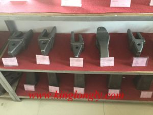 Daewoo Forged Bucket Teeth for Excavator Replacement Parts pictures & photos