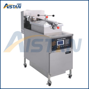Electric or Gas Type Chinese Manufacturerchip Pressure Fryer of Catering Equipment pictures & photos
